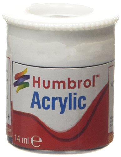 Humbrol Acrylic, Aluminium