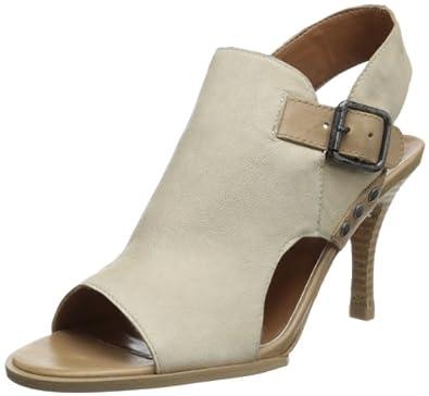 Luxury Rebel Women's Cameron Dress Sandal,Oyster,41 EU/10 M US