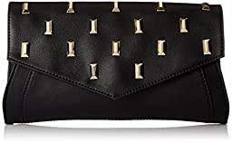 Danielle Nicole Cece Envelope Clutch, Black, One Size