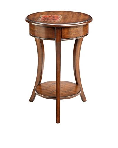 Luxury Home Postage Table Chest, Multi