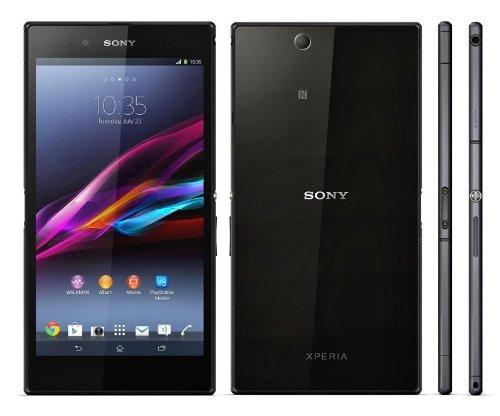Sony XPERIA Z Ultra C6833 LTE版 (Black ブラック 黒) 海外SIMフリー携帯