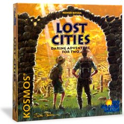 Lost Cities game!