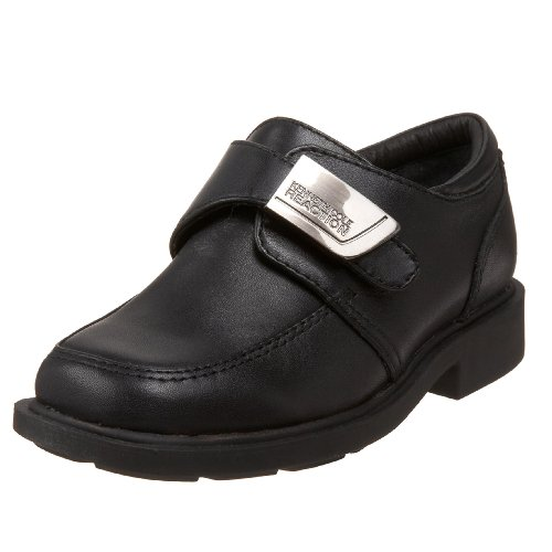 Kenneth Cole Reaction Fast Cash 2 Loafer (Toddler/Little Kid),Black Leather,8 M Us Toddler front-883757