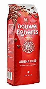 Douwe Egberts Aroma Rood Whole Bean Coffee, 500 G Package