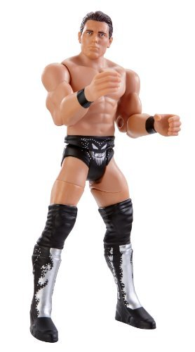 WWE Super Strikers 6 The Miz Figure by Mattel
