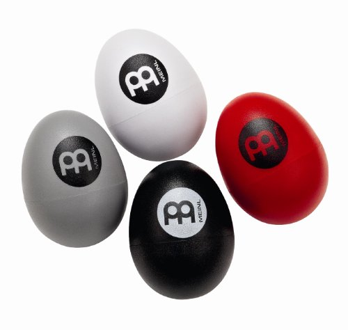 Meinl Percussion ES-SET Egg Shaker Set - 4 Piece