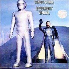 Original album cover of Goodnight Vienna by Ringo Starr