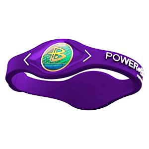 Power Balance Silicone Wristband - Purple (Small)