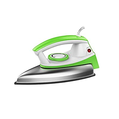 Usha Light Weight EI 3402 1000-Watt Dry Iron (GREEN)