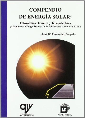 COMPENDIO DE ENERGIA SOLAR