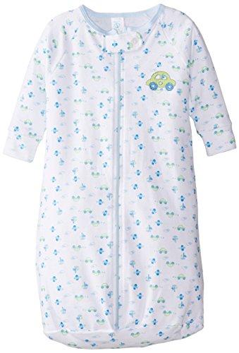 Newborn Sleep Gown front-1067718