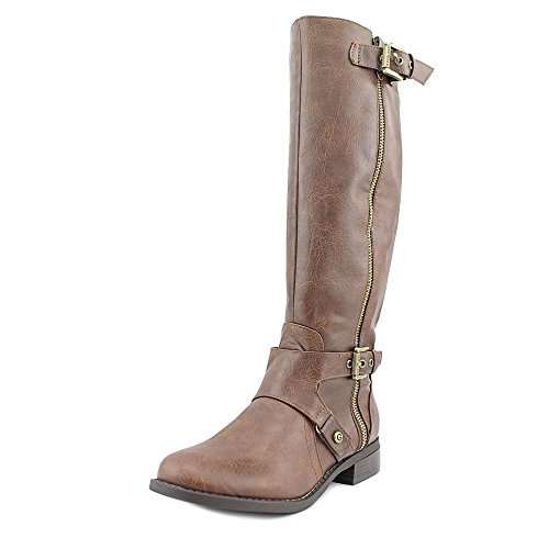 G By Guess Hertle 2 Donna US 7.5 Marrone Scuro Stivalo