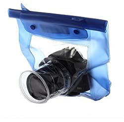 DSLR Bag Pouch Cover Case Camera Waterproof Underwater Pouch Dry Bag For Canon