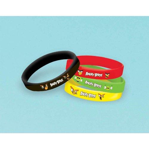 Angry Birds Rubber Bracelets - 1