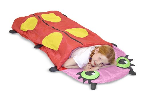 More image Melissa & Doug Sunny Patch Mollie Sleeping Bag