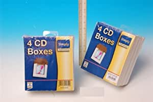 Cd Mailing/Posting Boxes 24/Pack