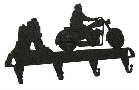 HIGHWAY HOG Motorcycle Key Hook