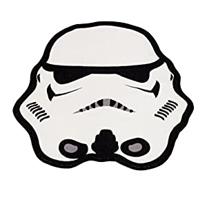 Character UK - Star Wars Rug Stormtrooper 79 x 74 cm by Character UK