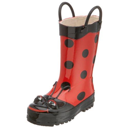 Western Chief Ladybug Rain Boot (Toddler/Little Kid/Big Kid)