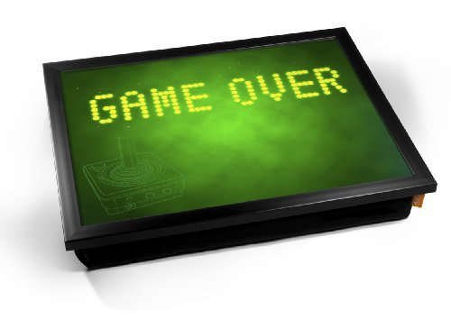 Game Over Green Game Gaming Geek