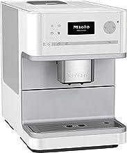 Miele CM 6100 Stand-Kaffeevollautomat mit Bohnenmahlwerk (Cappuccinatore) lotosweiß