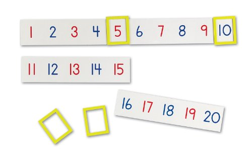 Learning Resources Magnetic Number Line 1-100 (Counting Numbers 100 compare prices)
