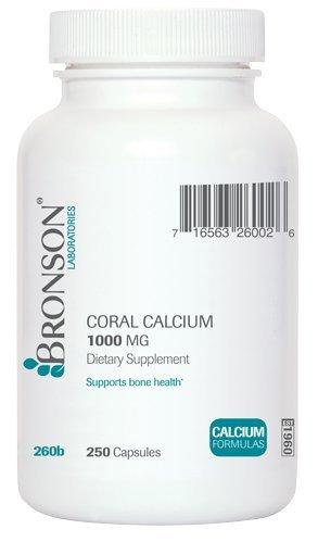 Coral Calcium (250 Capsules)