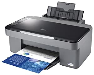Epson Stylus DX4000 Multifunction Printer