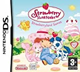 Strawberry Shortcake: Strawberryland Games (Nintendo DS)