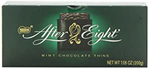 Nestle After Eight Mint Chocolate Thins, Net Wt. 7.05 oz