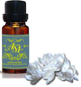 Jasmine Premium Absolute Dilute Essential Oil 10% (India) (Jasminum grandiflorum) (Floral Scent) 30 ml (1 Fl Oz)-Health (Bush Flower Essences Kit compare prices)