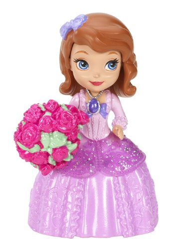 1 X Disney's Sophia the First: Flower Girl Sophia 3 inch Doll - 1