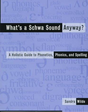 What's a Schwa Sound Anyway? A Holistic Guide to...