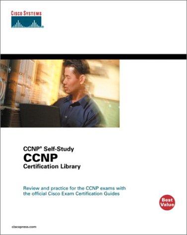 Cisco CCNP Certification Library (CCNP Self-Study)