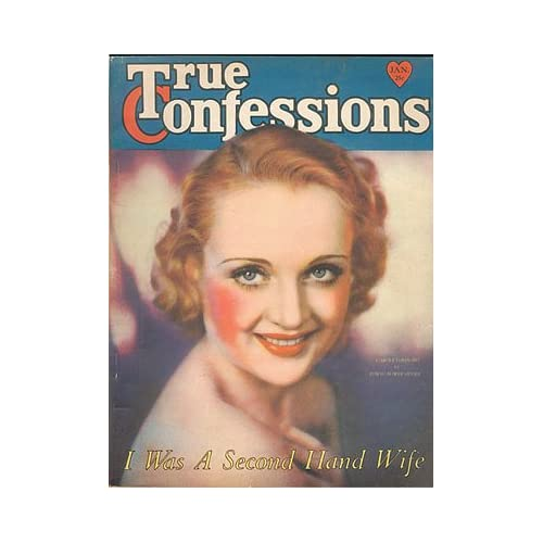 True Confessions Magazine, January 1932, Vol. XIX No. 114, Smalley, Jack (editor)
