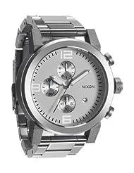 Nixon Ride SS Watch - Men's White, One Size