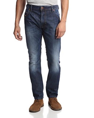 Diesel Men's Tapered Krooley 5 Pocket Jeans