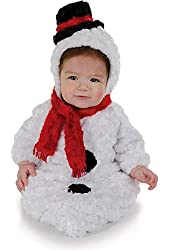 Underwraps Baby's Snowman Bunting Belly