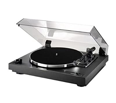 Thorens - TD-190-2 Three-Speed Turntable - Includes OM-10 Cartridge by Thorens