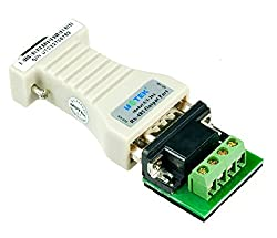 RS-232 To RS-485 Converter/Opto Isolation/Lighting & Surge Protectors