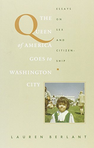 The Queen of America Goes to Washington City: Essays on Sex and Citizenship (Series Q) (Queen Of America compare prices)