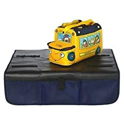 The First Years 3-in-1 Non-Slip Seat Protector/Toy Box