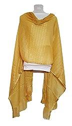 Skhoza art silk lycra dupatta for women