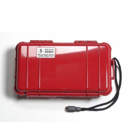 PELICAN ハードケース 1060 N 0.8L レッド 1060-025-170