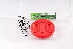 Kamron Lens Cap 67mm Red