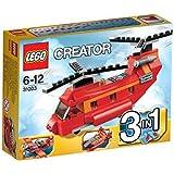 Lego Creator - 31003 - Jeu de Construction - L' hélicoptère Bi-Rotors