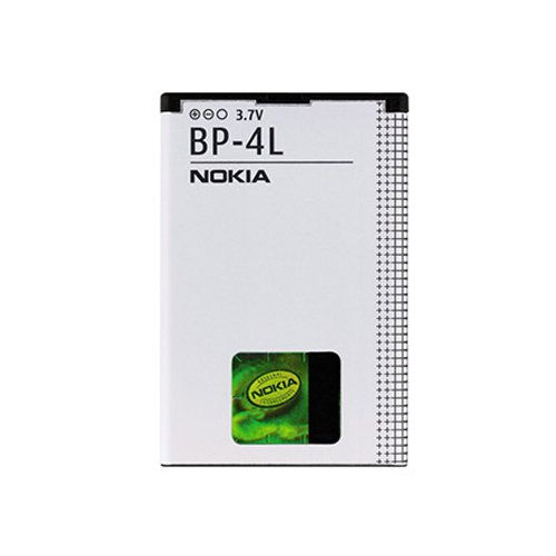Nokia BP-4L 1500mAh Battery for Nokia 6650, E61i, E63, E71, E71x, E72, E73 Mode, E90 Communicator, N97, N810 Tablet and N810 WiMAX Edition phone models
