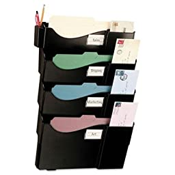 Officemate - Wall Filing System Four Pockets 16 5/8\