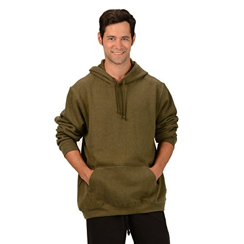 Effort's MEN'S HEMP HOODIE XX-Large Olive