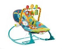 Fisher-Price Infant-To-Toddler Rocker Dark Safari